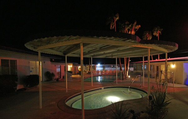 Spas in Desert Hot Springs