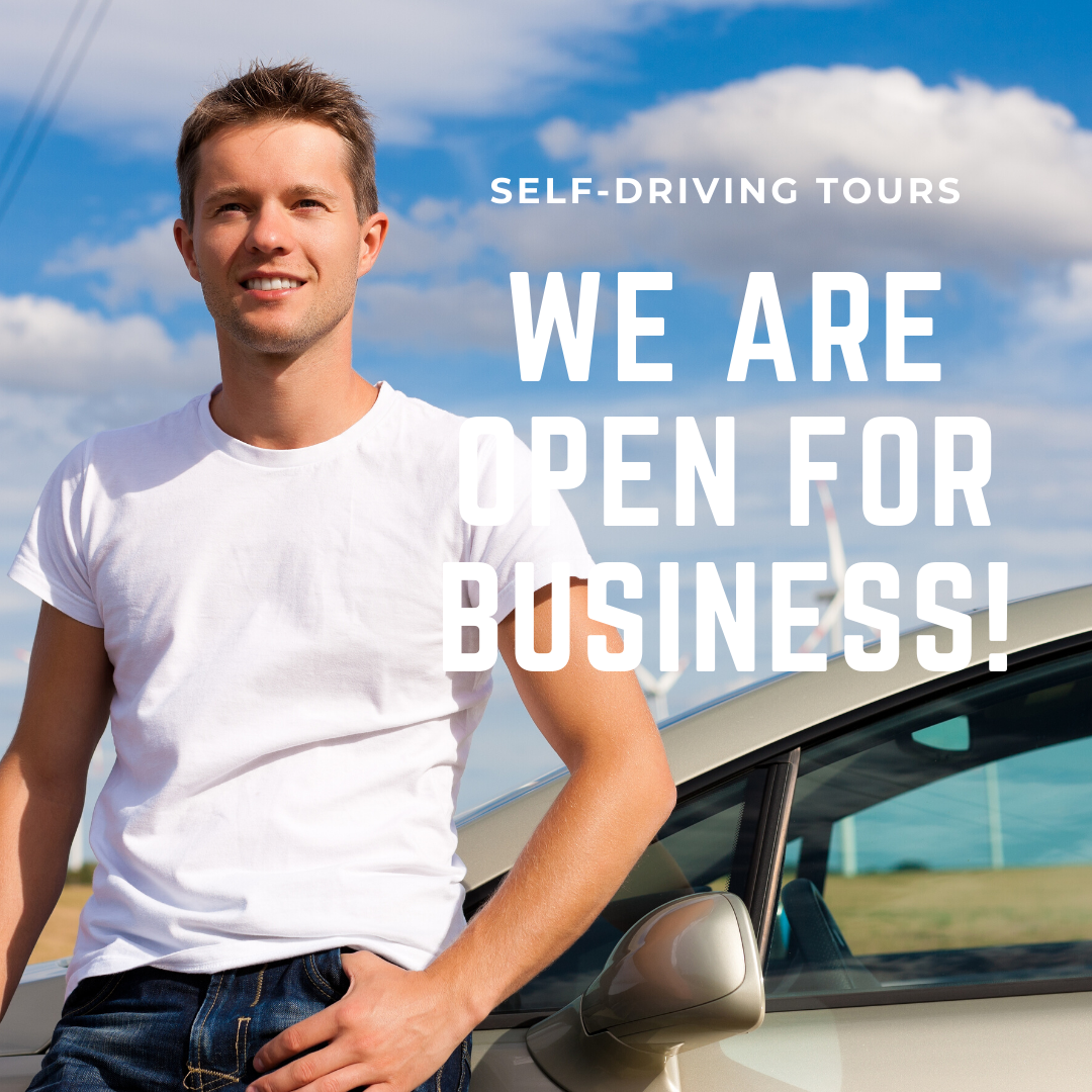 Grand Re-Opening as Palm Springs Self-Driving Tours