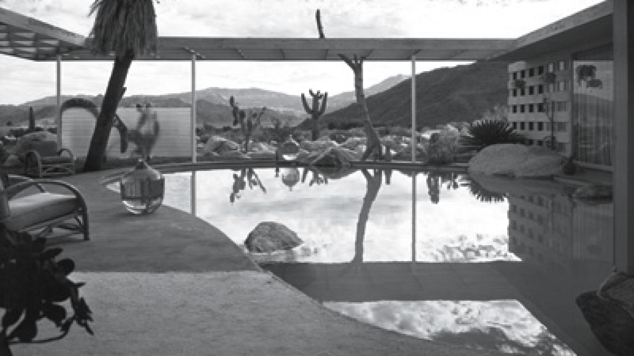 Raymond Loewy House, Albert Frey and Raymond Loewy, 1947. Photo: 1947.