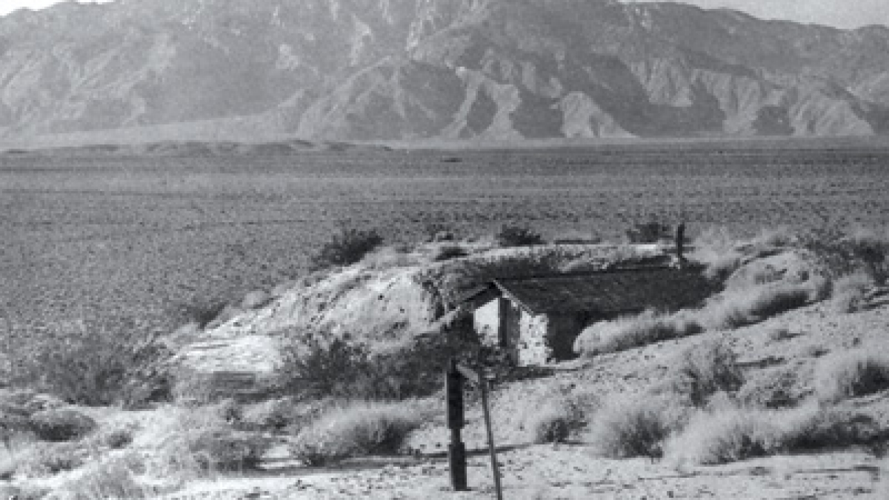Cabot Yerxa, who worked on his homestead from 1913 until his death — chronicled the lives of those who dug wells, contended with rattlesnakes, and built the cabins and roads that became Desert Hot Springs