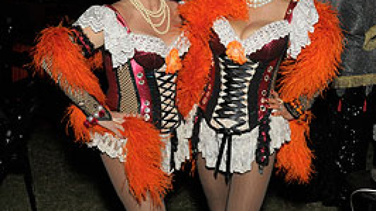 Palm Springs Halloween Events - 15th Annual Houston Halloween party