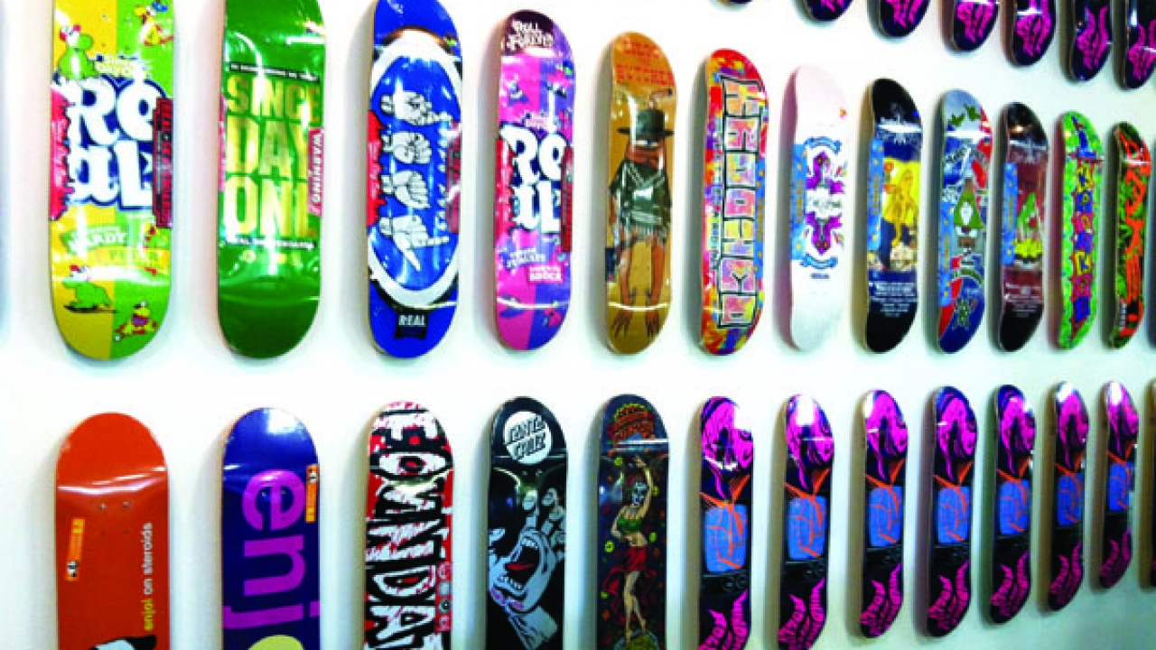 Find trucks, decks, and wheels at Epidemic.