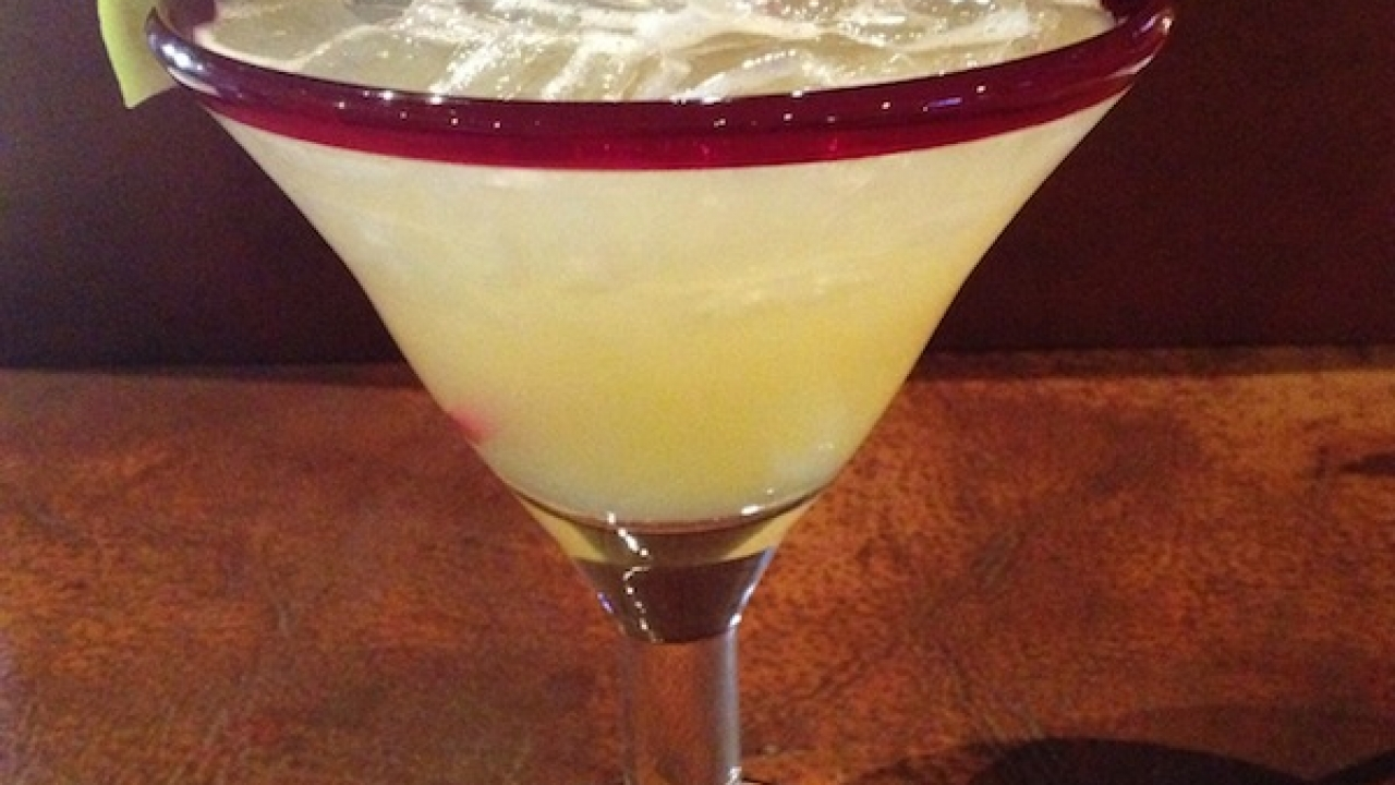 Margaritas from Soul of Mexico.