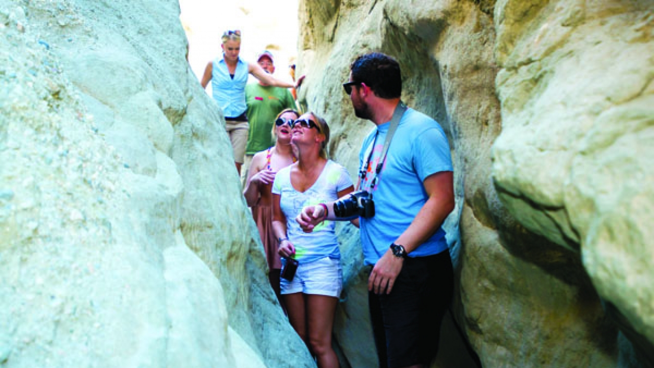 Wish You Were Here! - Natural wonders, awe-inspiring attractions, first-class hotels and resorts, and epic events propel tourism