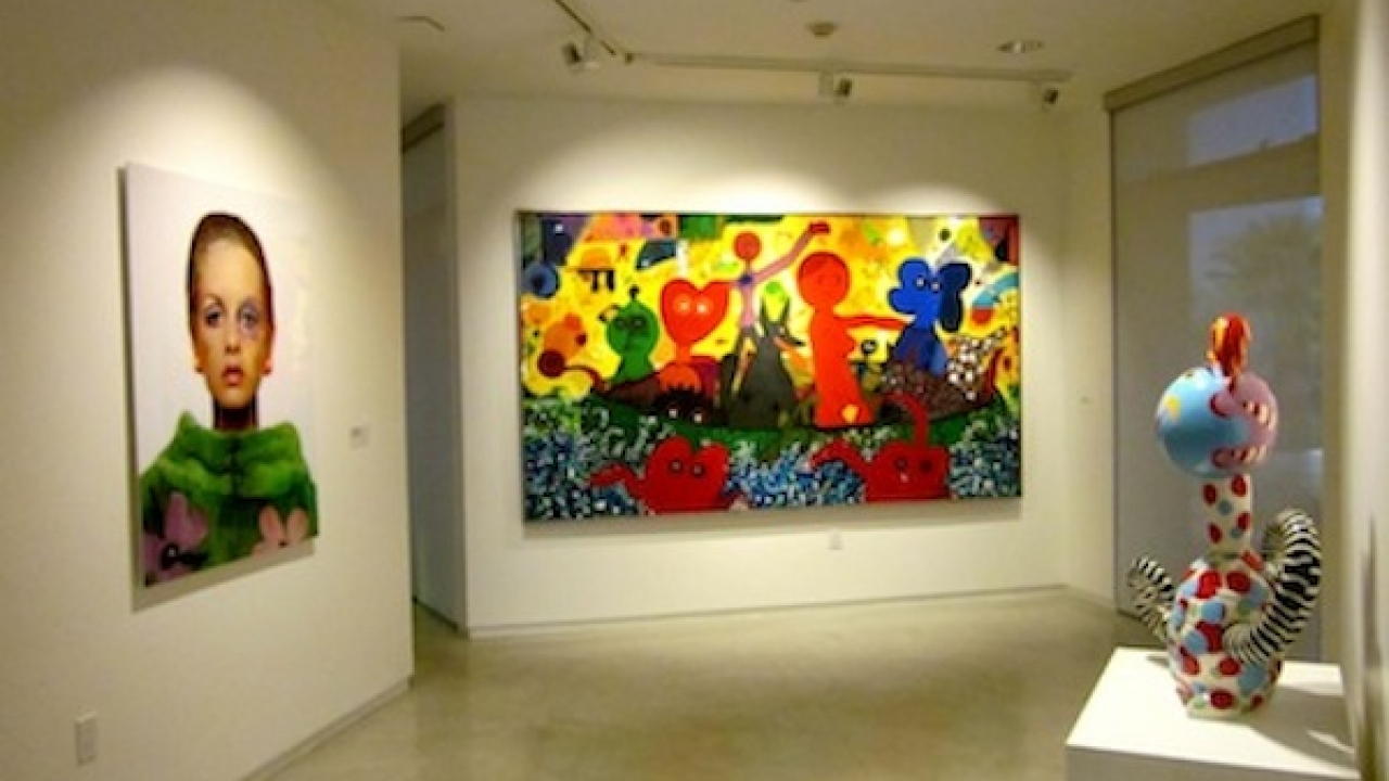 Explore Palm Springs Art Museum in Palm Desert