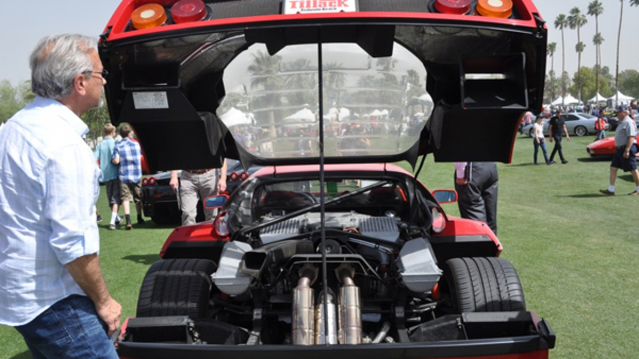 Desert Concorso Puts Pedal to the Metal in Palm Desert