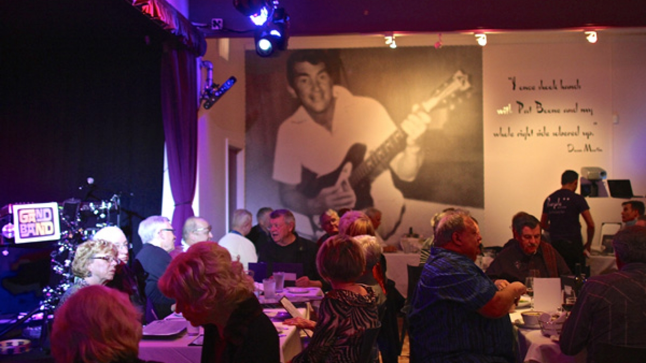 Melvyn's Restaurant, The Purple Room Ride Resurgence