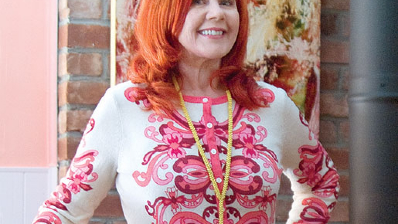 Kate Pierson Of The B 52s Co Owner Kates Lazy Desert