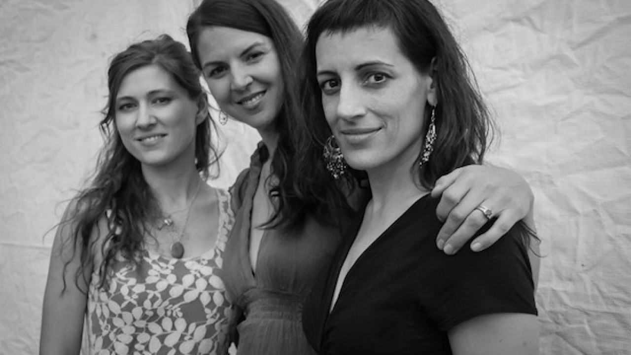 The Wailin' Jennys Find Right Combination as Trio
