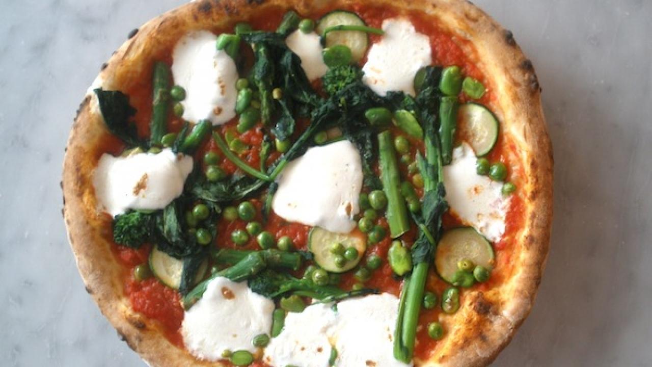 Michael's Pizzeria Creates New Tastes As Seasons Change