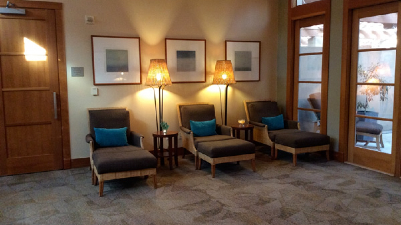 Agua Serena Spa Delivers Full Wellness Package