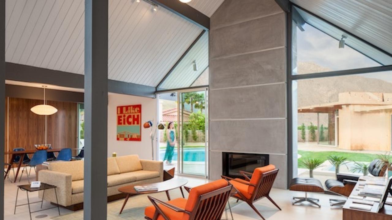palm springs real estate reborn eichler