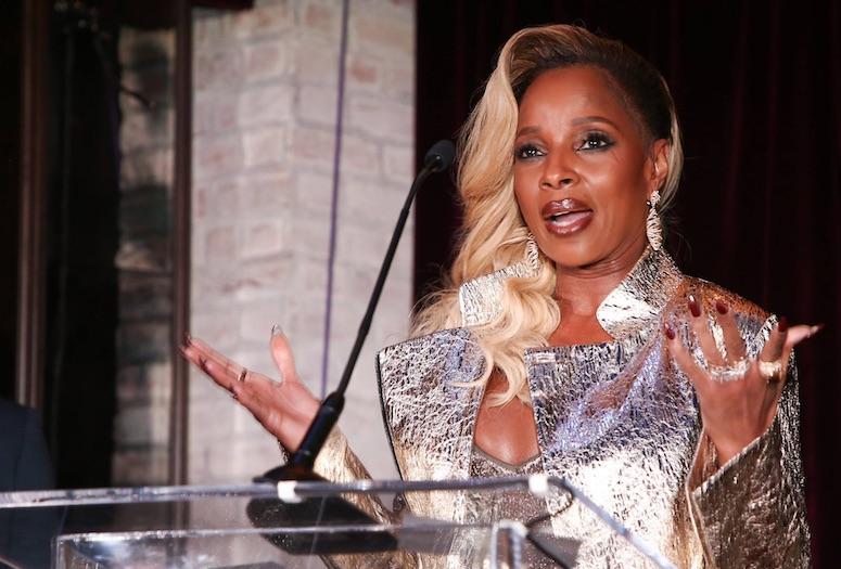 Mary J Blige Says She Made No Money
