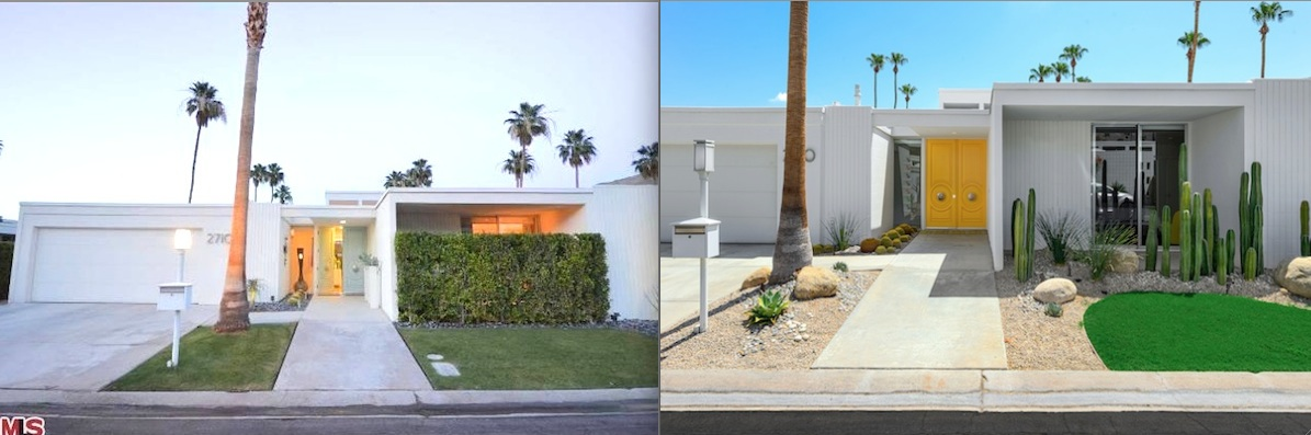 Palm springs architecture palm springs home preserves for Modern home decor palm springs