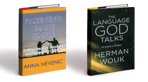 Palm Springs Authors - Anna Nevenic, Herman Wouk