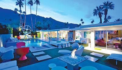 Etonnant Palm Springs Midcentury Modern Archetecture