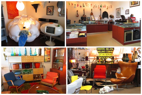 vintage furniture palm springs Palm Springs   antiques shopping | How to Shop the Sunny Dunes  vintage furniture palm springs