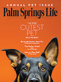 Palm Springs Life August 2015