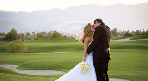 Palm Springs Weddings Desert Willow Golf Resort