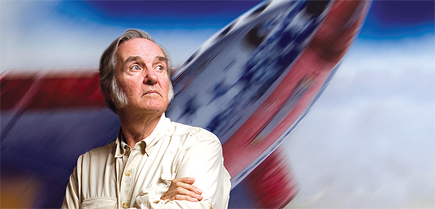 Palm Springs Celebrities - Burt Rutan