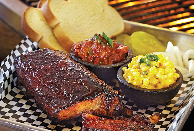 Smoke Tree BBQ Bar & Gril