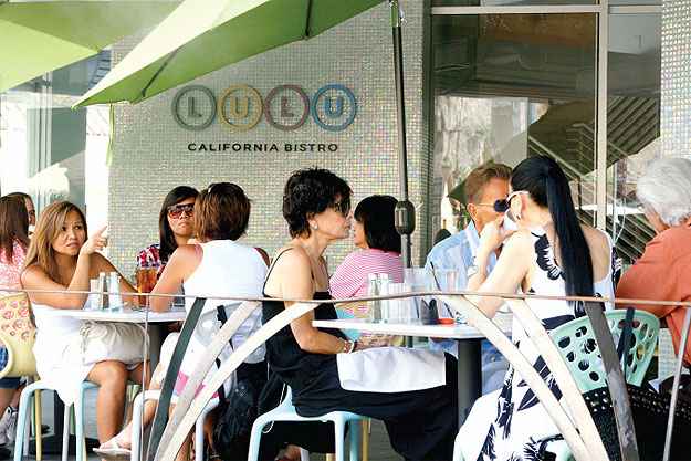 Dog Friendly Patios - Lulu California Bistro