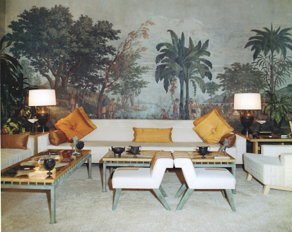 Palm Springs Interior Designer Billy Haines The Talented Mr Haines