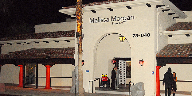 El Paseo Palm Desert Art Galleries - Melissa Morgan Fine Art
