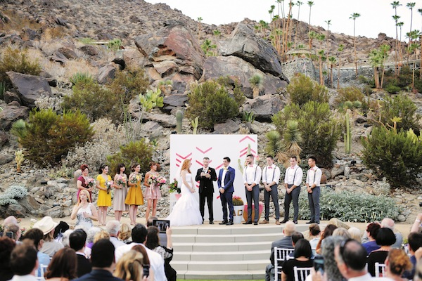 Palm springs weddings six crazy cool wedding estates in greater colony 29 junglespirit Gallery