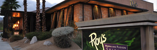 Roy S 10th Anniversary In Rancho Mirage With Roy Yamaguchi