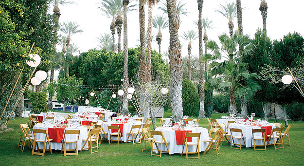 Palm Springs Weddings Cree Estate