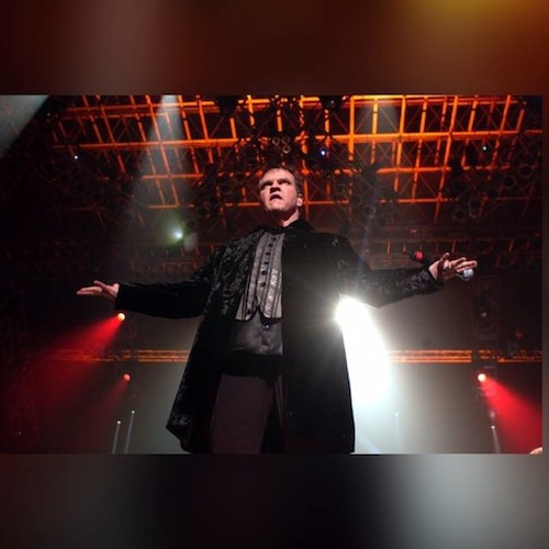 Meat Loaf Ready To Take Fans